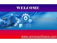 Lost Photo Recovery Software