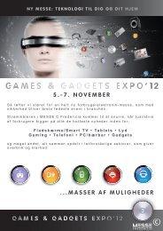 5.-7. NOVEMBER ...MASSER AF MULIGHEDER - Messe C