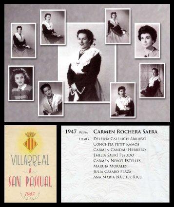 Reines i dames de Vila-real 1947-2008 - Ajuntament de Vila-real