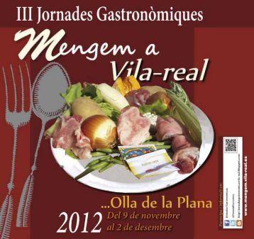 Guia de restaurants i activitats - Ajuntament de Vila-real