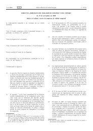 DIRECTIVA 2008/104/CE DEL PARLAMENTO ... - EUR-Lex