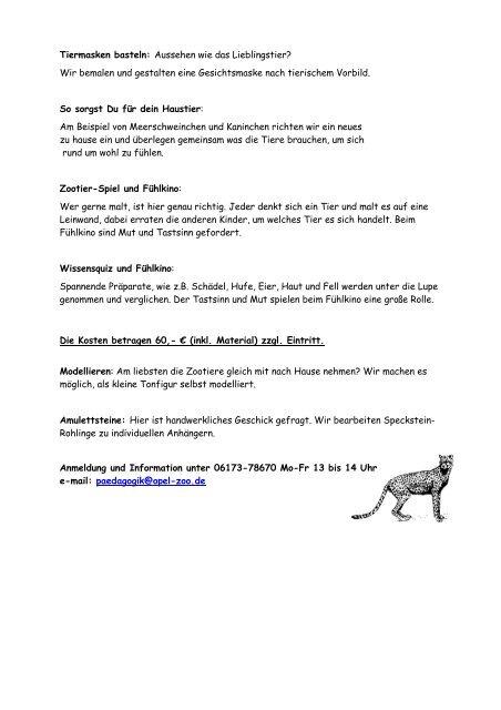Tiermasken Basteln Ausse
