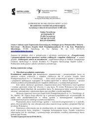 Zapytanie ofertowe nr 16 WÓZKI WIDŁOWE - Zespół Szkół ...