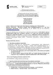 zapytanie ofertowe nr 5 kurs program do profilowania - Zespół Szkół ...