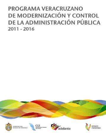 Programa Sectorial - Contraloría General