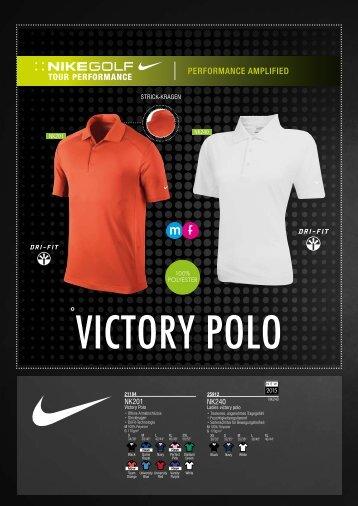 Nike Golf - Themenspecial
