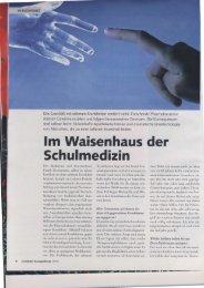 Interview Nr. 1, Nov. 2010