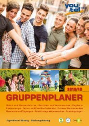 YOUTEL Gruppenplaner 2015/2016