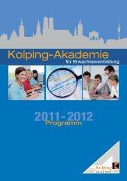 Gutschein Gutschein - Kolping-Akademie München
