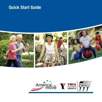 Quick Start Guide - Sheboygan County YMCA