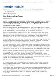 manager-magazin.de - - Unternehmen - marketingandmore.info