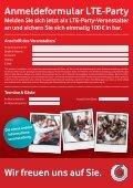 erhalten Sie als LTE-Party- Veranstalter +50 - Vodafone Van - Seite 2