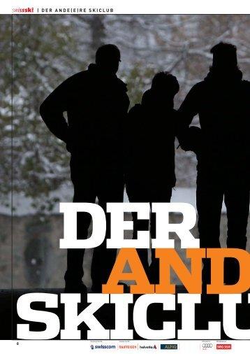 | Der AnDe(e)re skiclub - Andeer-Juf
