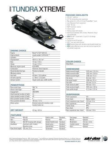 TUNDRA™ XTREME - Allrad Horn