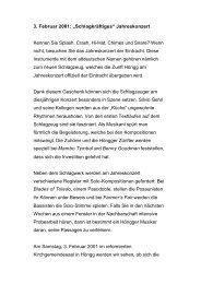 PDF, 8 K - Musikverein Eintracht Hoengg