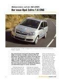 Das Erdgasfahrzeug - die sofort einsetzbare Alternative - Kein Diesel - Seite 2