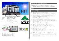 Programmheft HIT2009 - Berufskolleg Wirtschaft & Verwaltung Ahaus