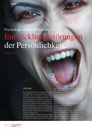 Psychologie der Persönlichkeit, Teil II - iptt.info