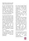 Heimspiel 06 - Das aktuelle Heft zu den Heimspielen - Weickartshain - Seite 2