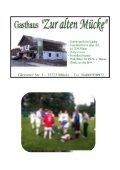 Heimspiel 06 - Das aktuelle Heft zu den Heimspielen - Weickartshain - Seite 6