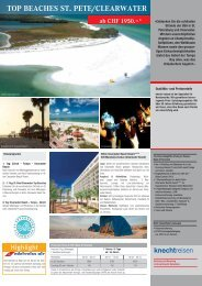 Top beaches st. pete/clearwater
