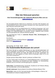 Über den Holocaust sprechen - Fachdidaktikzentrum Geschichte ...