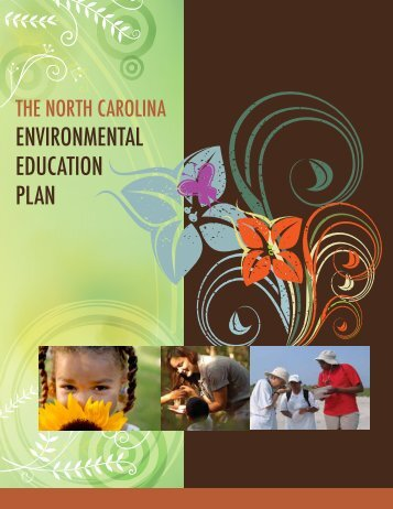 North Carolina Environmental Education Plan - Office of ...