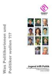 Was Politikerinnen und Politiker wollen ?!? - Stjr.de