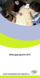 Bildungsprogramm 2013 - Stjr.de