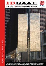 ideaal 2006 7 december.pdf - PvdA Rotterdam