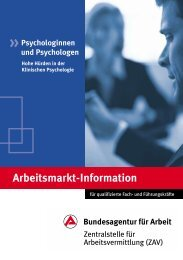 Psychologinnen und Psychologen - Department Psychologie