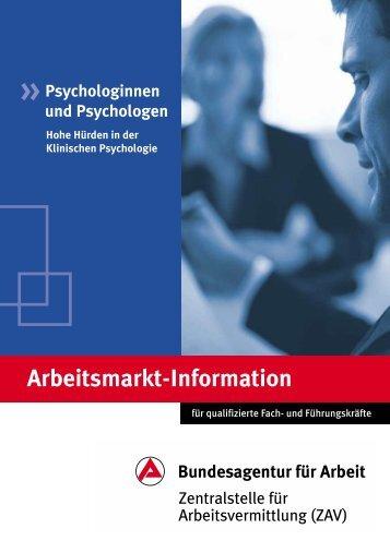 Psychologinnen und Psychologen - Department Psychologie