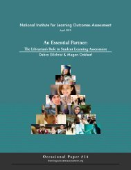 An Essential Partner - Middle States Commission on Higher Education