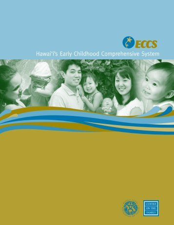 Hawai'i's Early Childhood Comprehensive System - Center on the ...