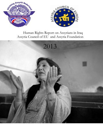 Human Rights Report on Assyrians in Iraq
