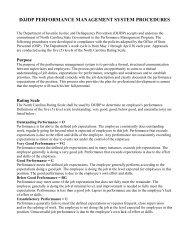 djjdp performance management system procedures - North Carolina ...