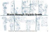 Sixth through Eighth Grade