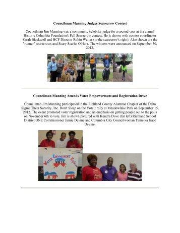 July - Richland County