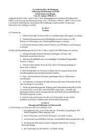 Verordnung über die Bejagung, Fütterung und Kirrung von Wild ...