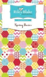 Spring Basics - Riley Blake Designs