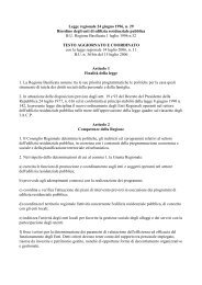 Legge Regionale n.29 del 24/06/1996 - ATER Potenza