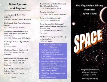 Space - City of Fargo