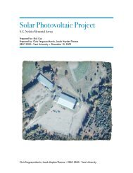 Solar Photovoltaic Project - Haliburton County Community ...