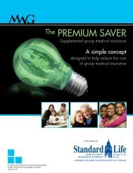 The Premium Saver - May Insurance Services, Inc.