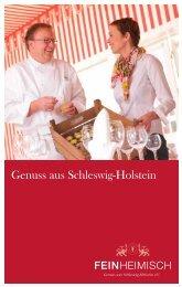 Genuss aus Schleswig-Holstein - Fischzucht Reese