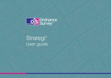 1.72Mb PDF: Strategi user guide v6.1 - Digimap