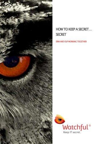 how to keep a secret…secret - Enterprise Management 360 ...