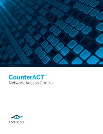 CounterACT™ - Exclusive Networks