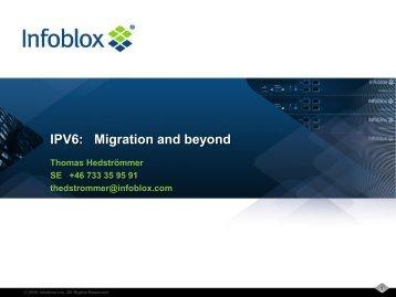 IPV6 - Stallion