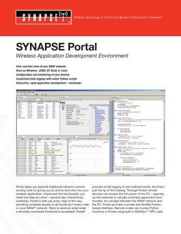 SYNAPSE Portal - Synapse Wireless